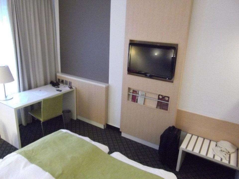 Fernseher In Wand Integriert Mercure Hotel Severinshof Köln City