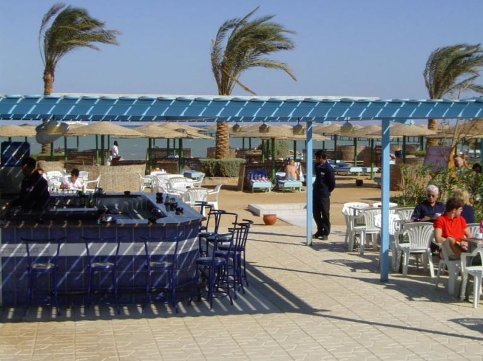 die Strandbar Movie Gate Golden Beach Hurghada