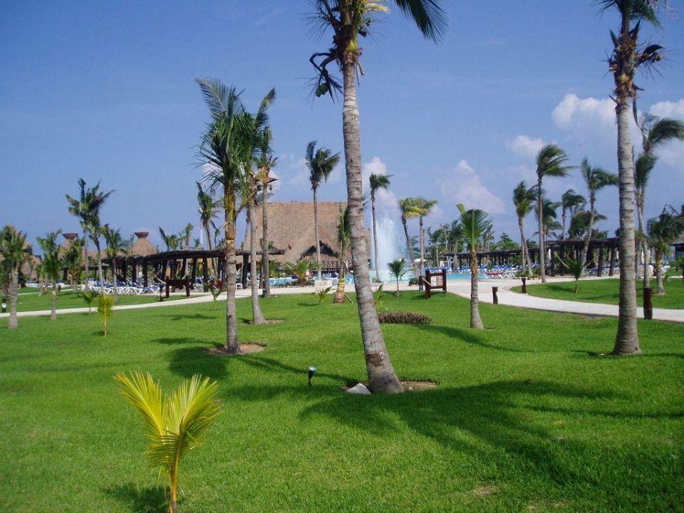 Anlage Barceló Maya Beach