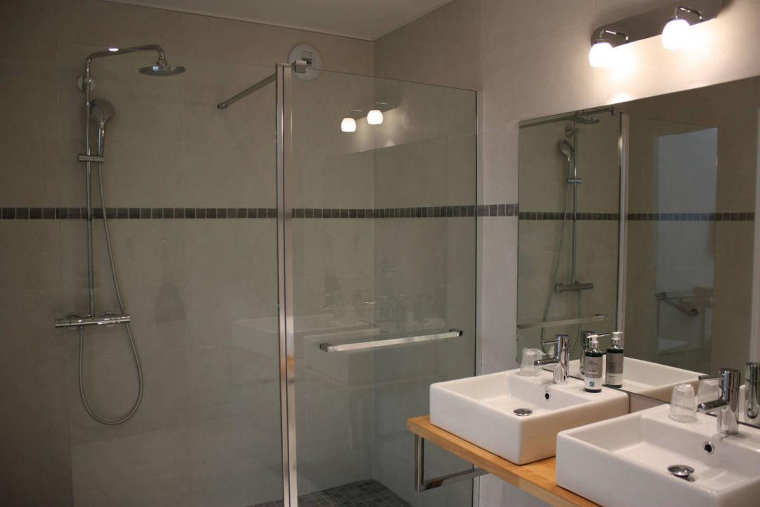 Salle de bains Douche à l\'italienne\