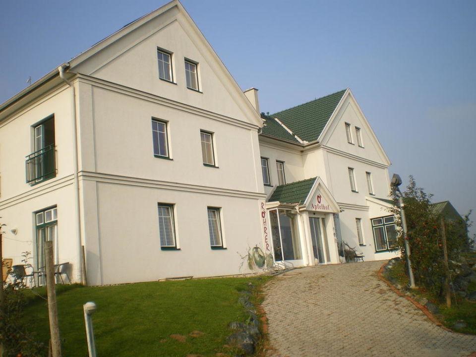 Unser schönstes Hotel Pension Apfelhof
