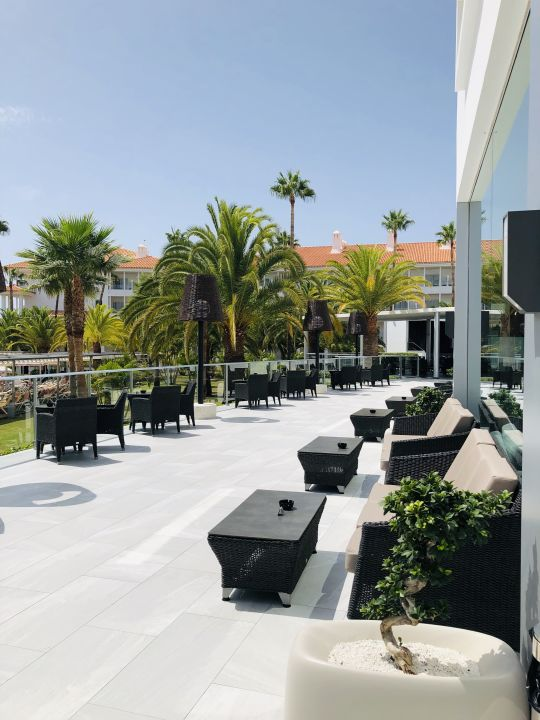 Gartenanlage Hotel Riu Arecas - Adults only