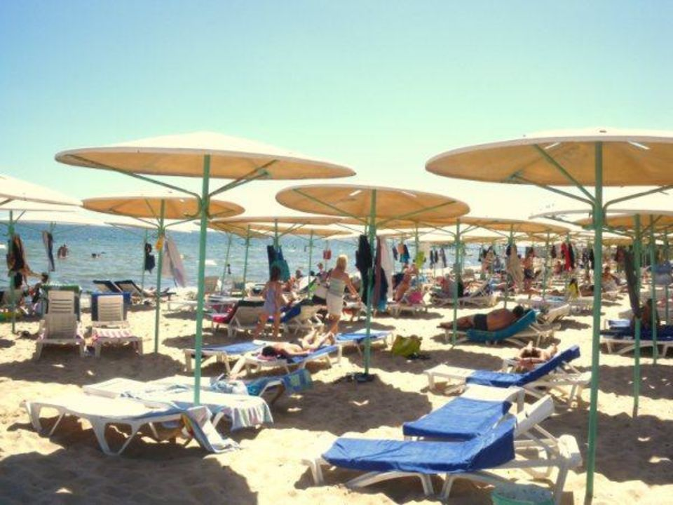 Plage Hotel El Mouradi Skanes Beach