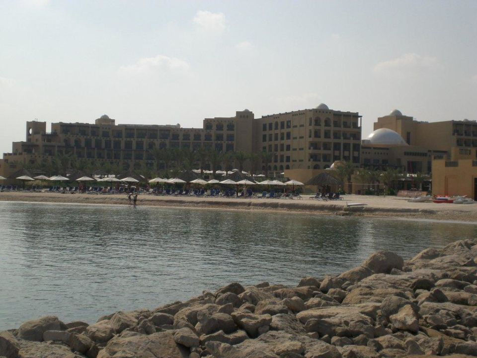 Hauptgebäude Hilton Ras Al Khaimah Resort & Spa