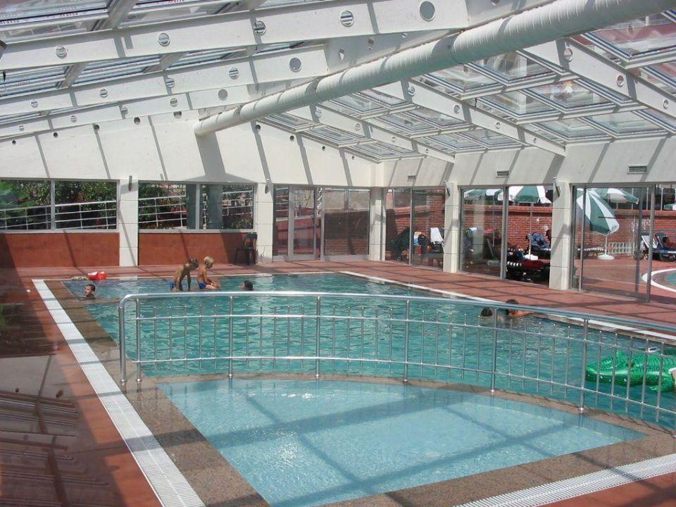 Überdecktes Schwimmbad Hane Hotel Hane Hotel