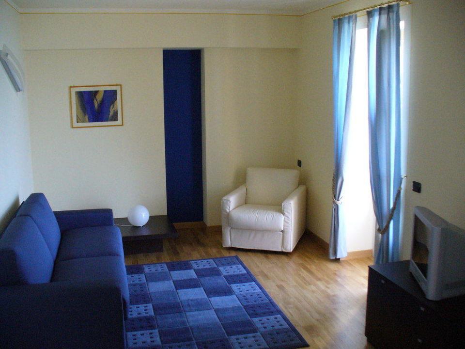 Superior suite Hotel La Luna Nel Porto