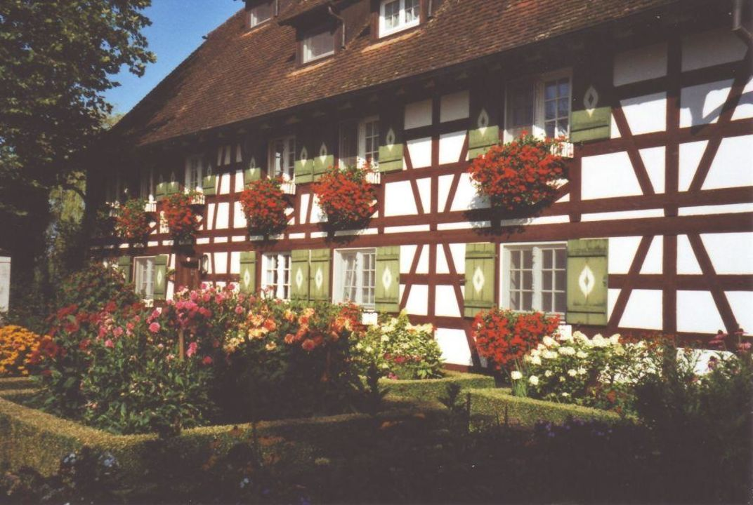 Landhotel fischerhaus haupthaus landhotel fischerhaus for Fischerhaus seefelden