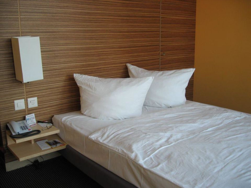 kleines doppelbett hyperion hotel basel basel
