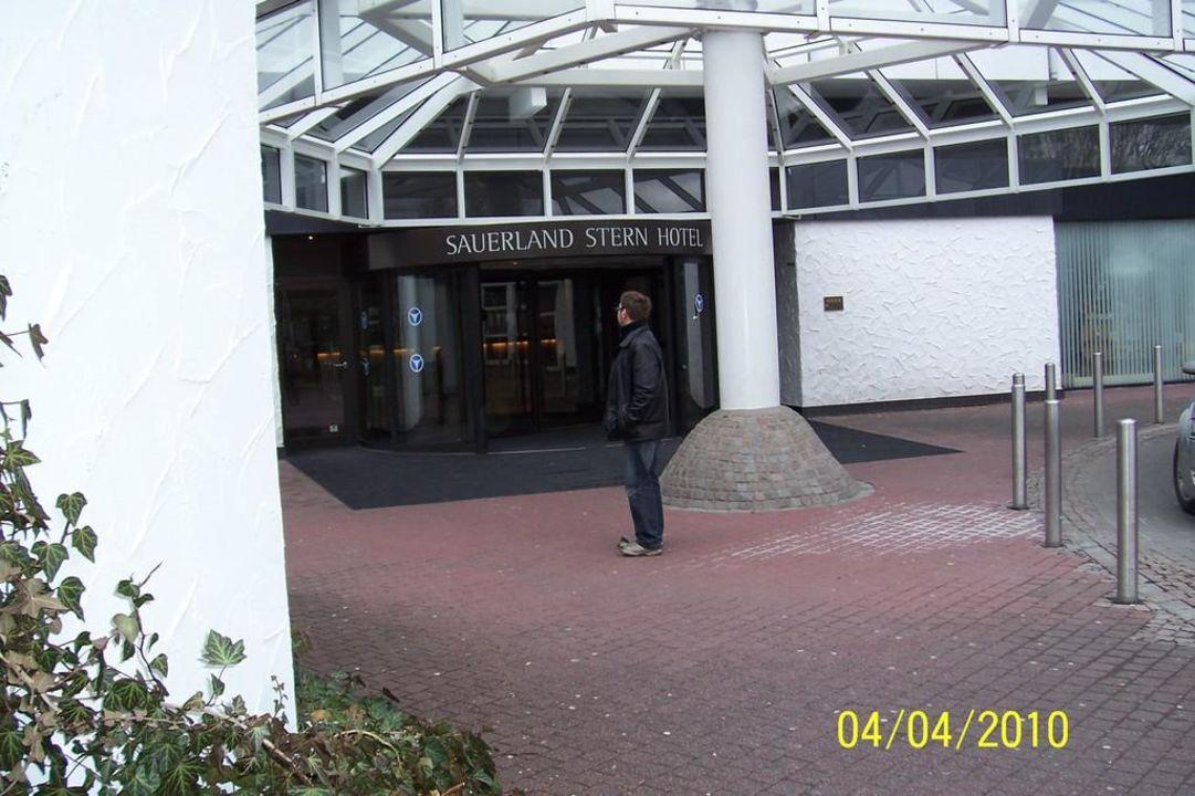 Eingangsbereich Sauerland Stern Hotel