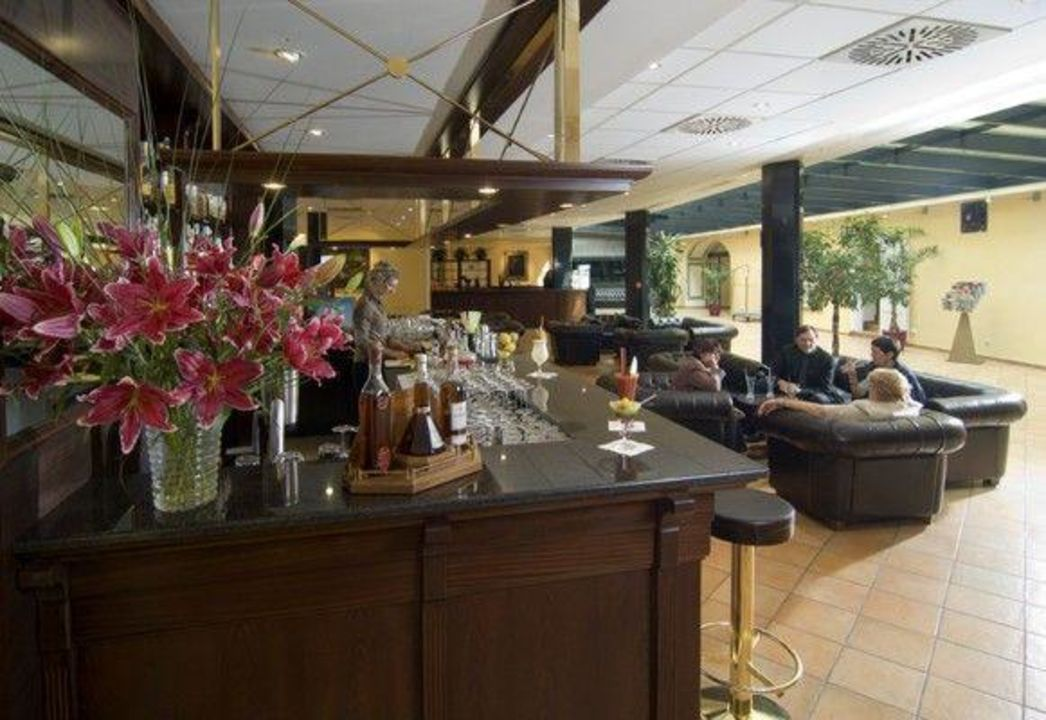 Lobby/Entrata Hotel Roma