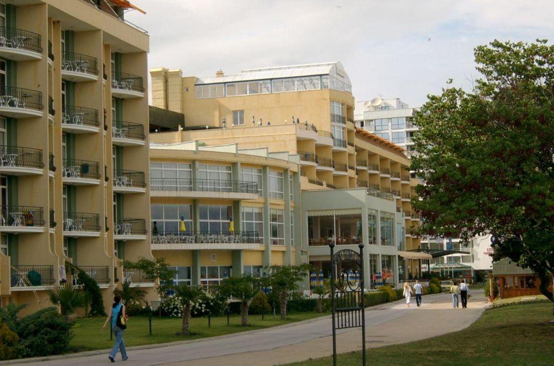 Außenansicht SENTIDO Golden Star  (Vorgänger-Hotel – existiert nicht mehr)