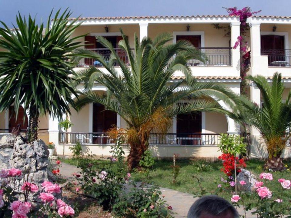 Acharavi - Anlage Ilena Hotel Ilena