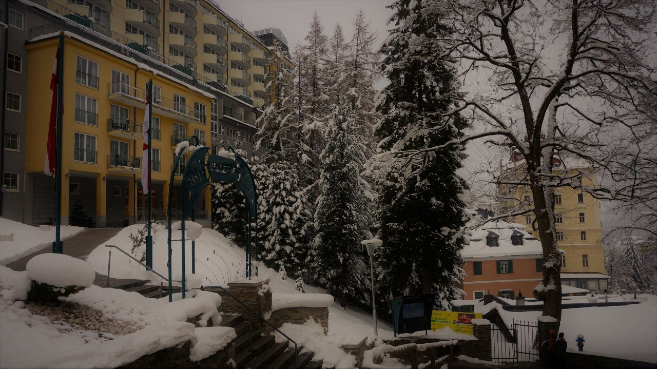 Außenansicht MONDI-HOLIDAY First-Class Aparthotel Bellevue