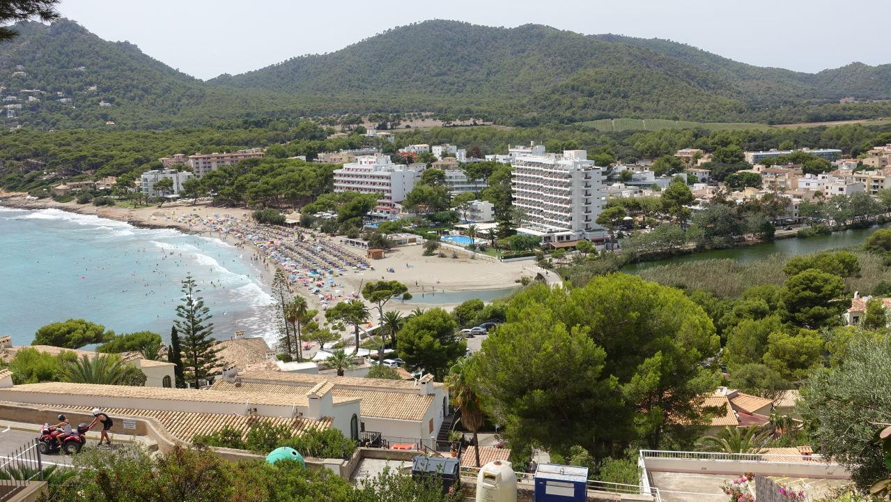 Quot Ausblick Quot Universal Hotel Laguna Canyamel
