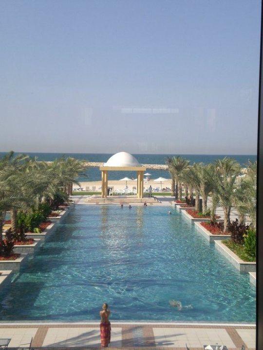 Salzwasser Hauptpool Hilton Ras Al Khaimah Resort & Spa