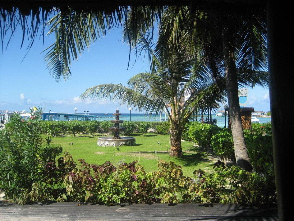 Außenansicht Cinnamon Dhonveli Maldives