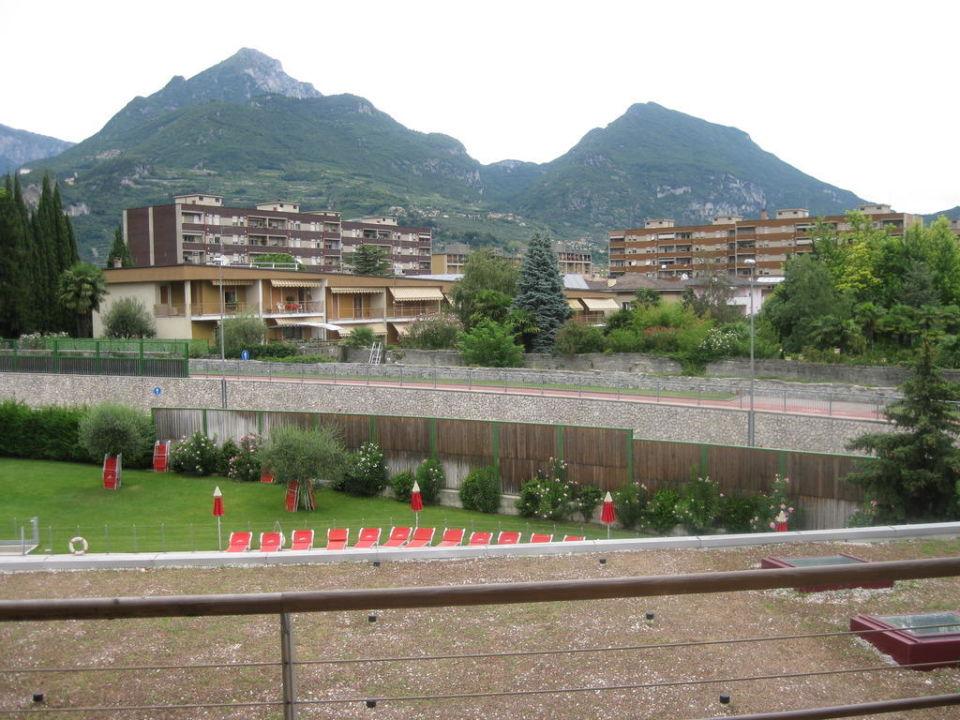 Badezimmer Hotel Garda Sporting