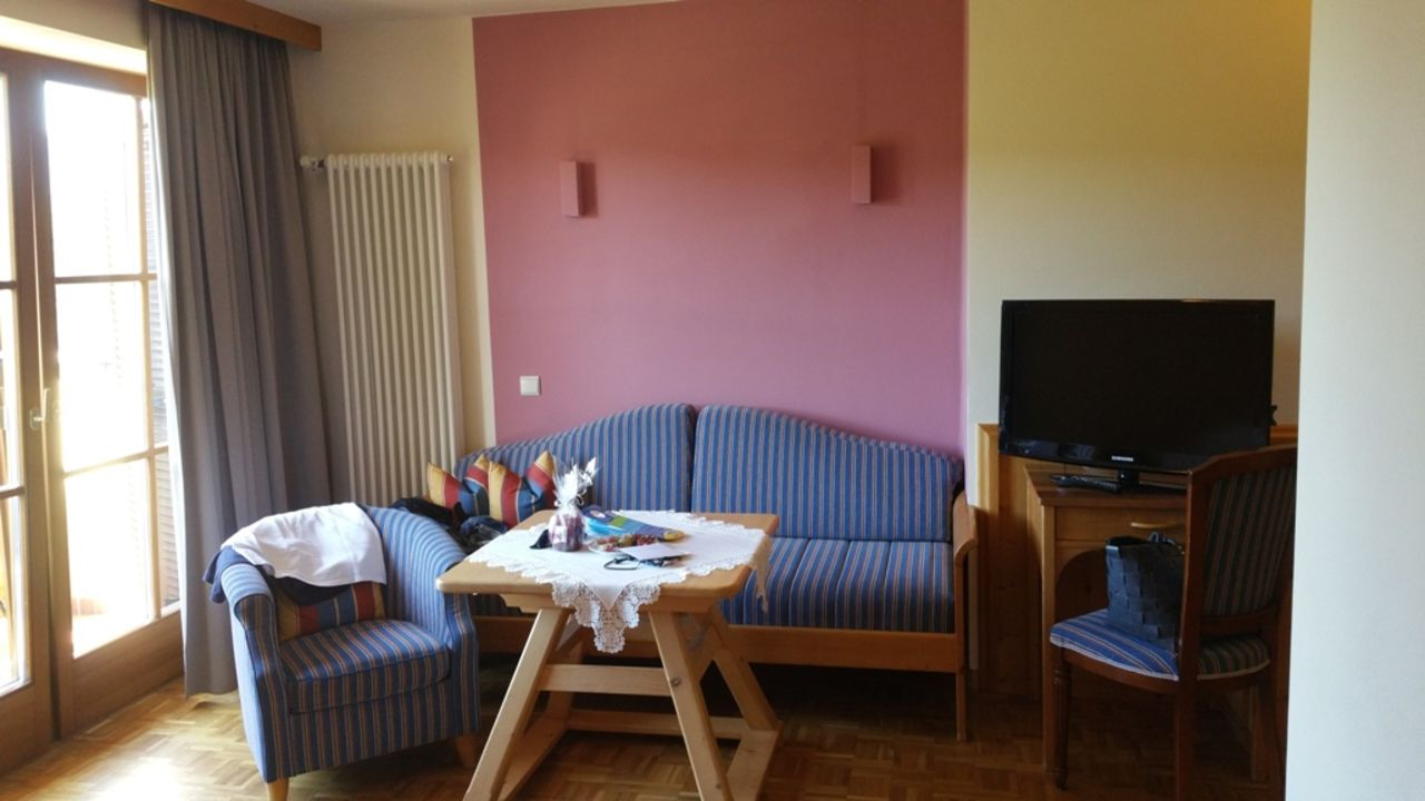 Zimmer Hotel Alpenflora