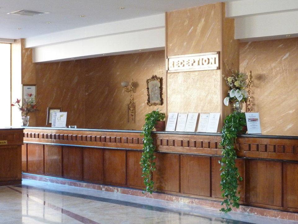 Rezeption Hotel Sea Star Beau Rivage