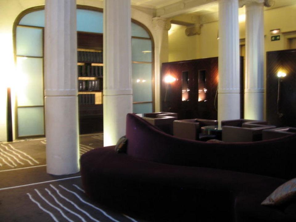 Casa Fuster, Lounge  Hotel Casa Fuster