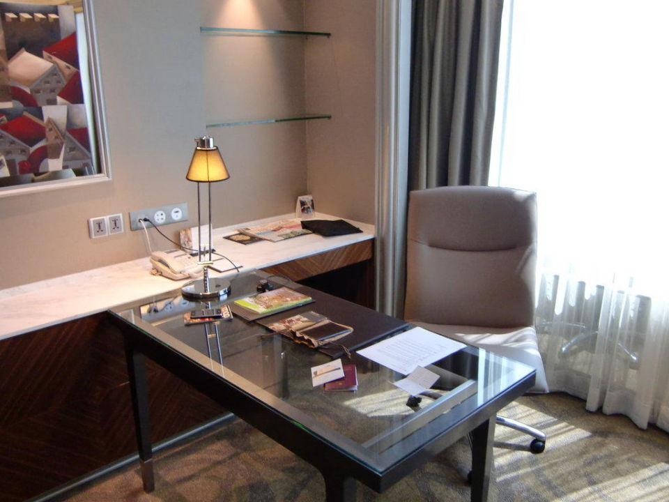 Komfortabler Arbeitsbereich InterContinental Bangkok