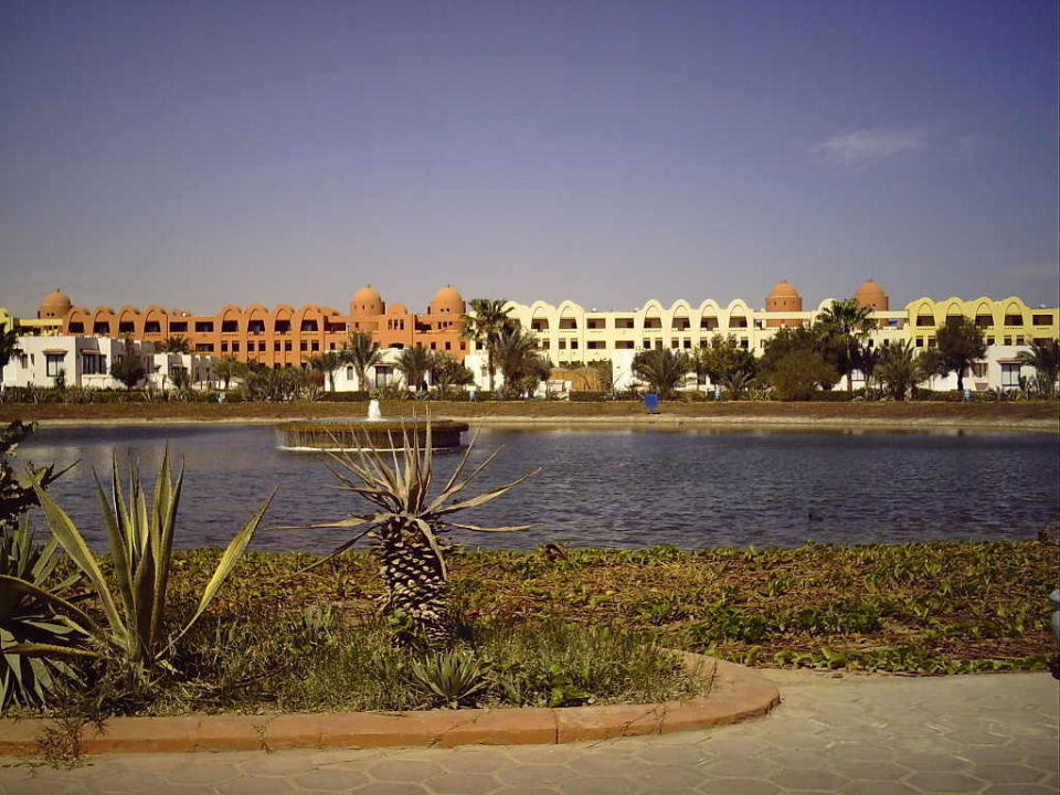Nachbarhotel Pharaoh Azur Resort