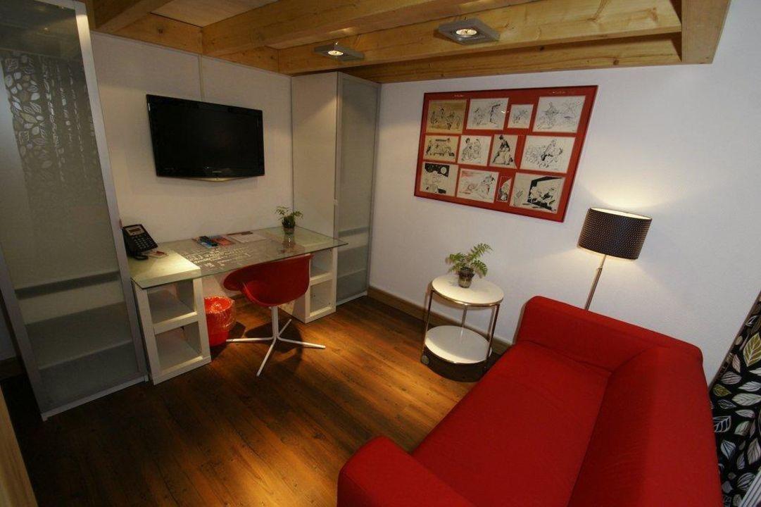 Zimmer Rot Akazienhof Land Gast Haus Garbsen Holidaycheck
