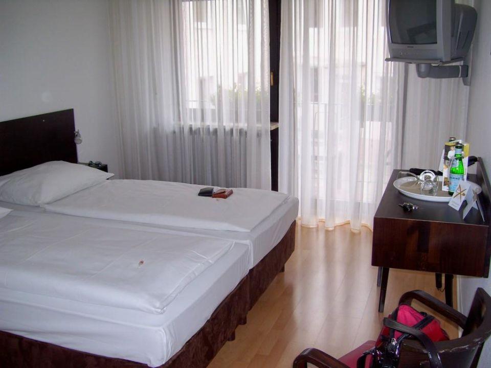 Doppelzimmer im Hinterhaus Hotel & Boardinghouse Deutscher Kaiser