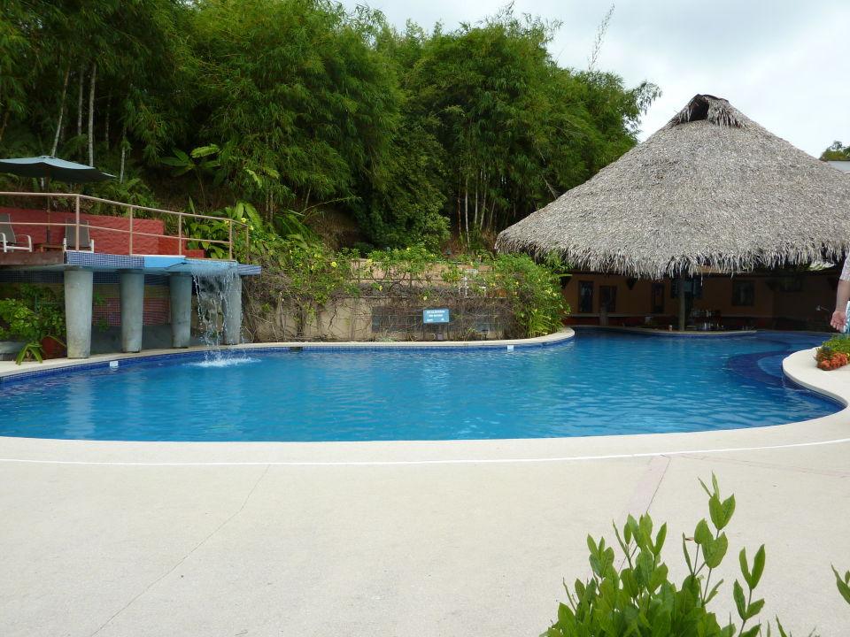 Erwachsenenpool Si Como No Resort & Wildlife Refuge