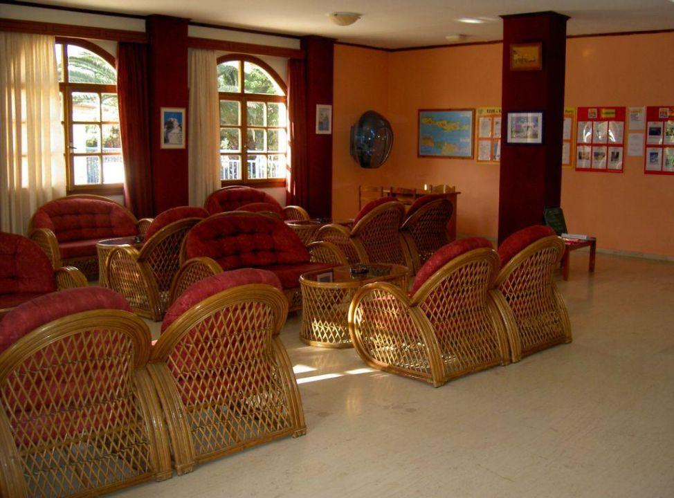 Eingangshalle Hotel Kathrin Beach