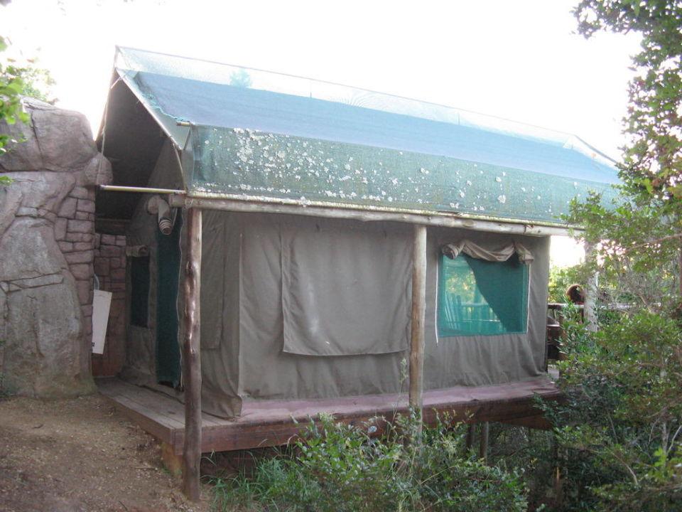 Unser Zelt Inkwenkwezi Private Game Reserve