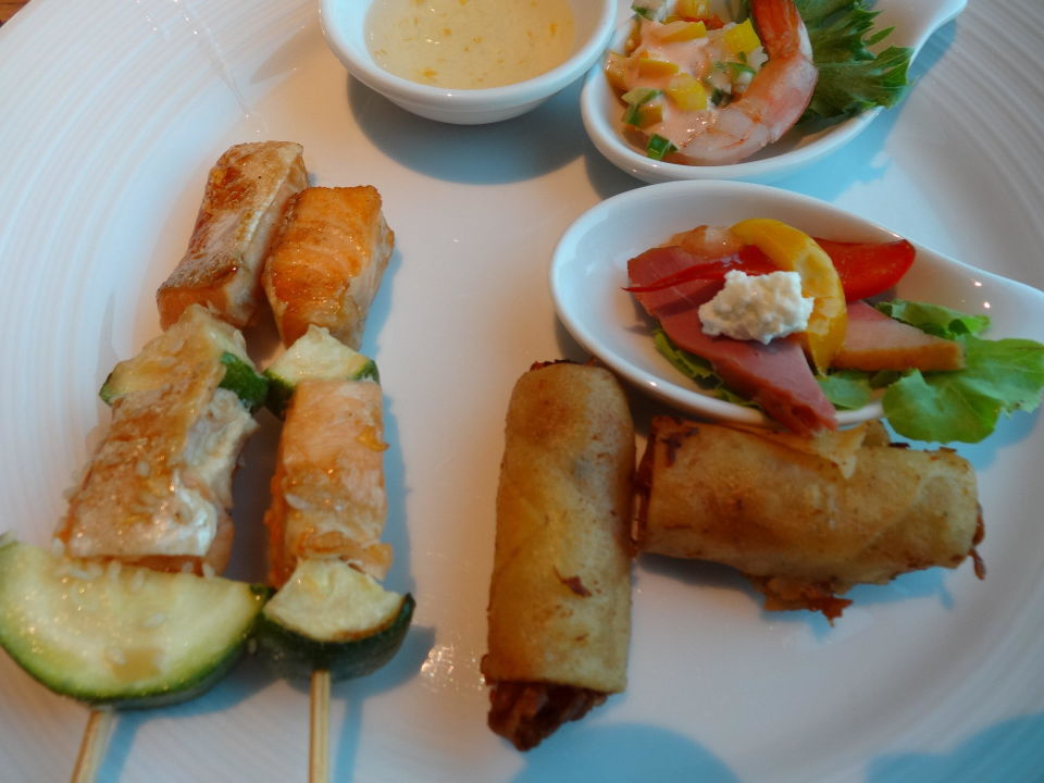Quot Executive Lounge Abendsnack Quot Eastin Grand Hotel Sathorn