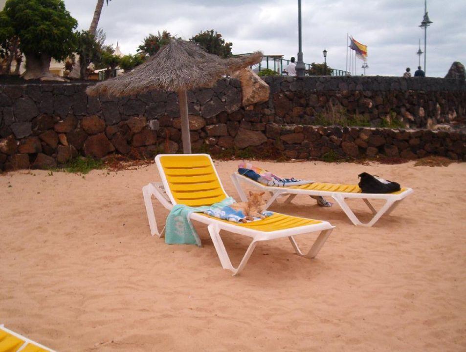 Im Lanzarote-Park werden alle Gäste wohl versorgt Iberostar Lanzarote Park