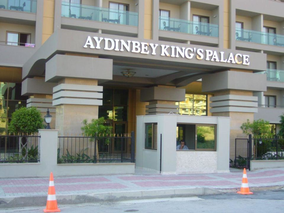 Holidaycheck Hotel Aydinbey Kings Palace