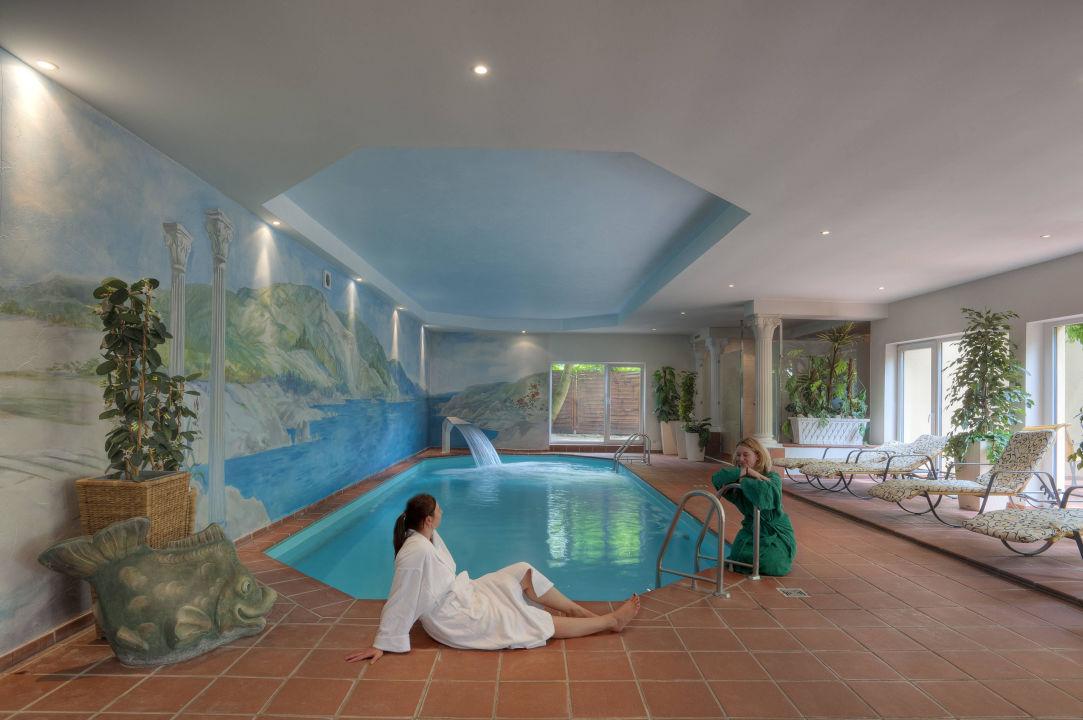 Schwimmbad Hotel Blesius Garten Trier Holidaycheck Rheinland