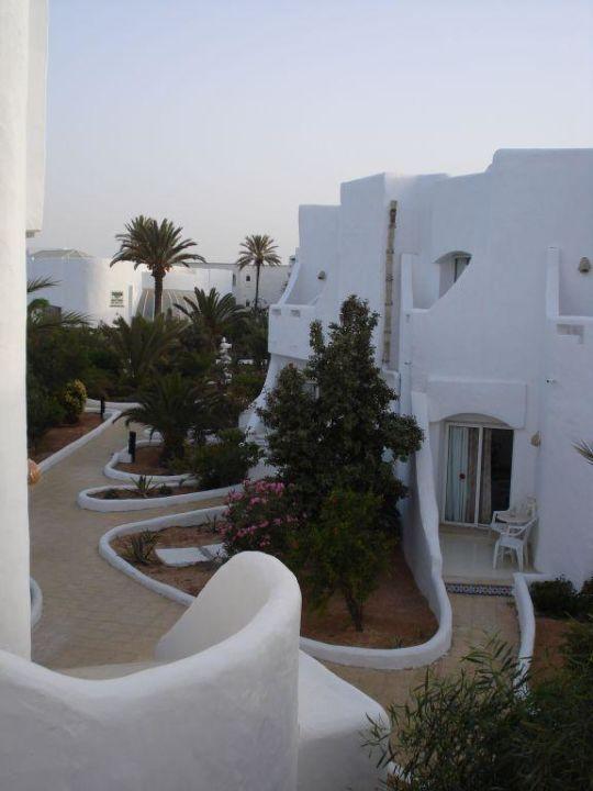 Hotelanlage Hotel Fiesta Beach Djerba