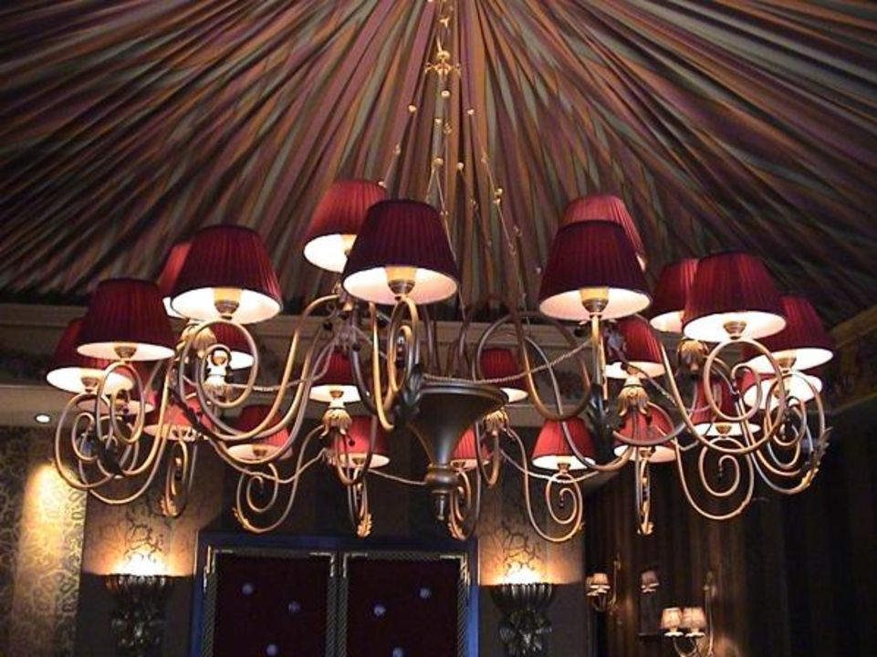 Lobby Villa Royale Paris 4 Sterne Villa Royale