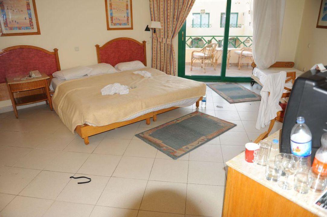 Zimmer im Lagoonbereich Tia Heights Makadi Bay