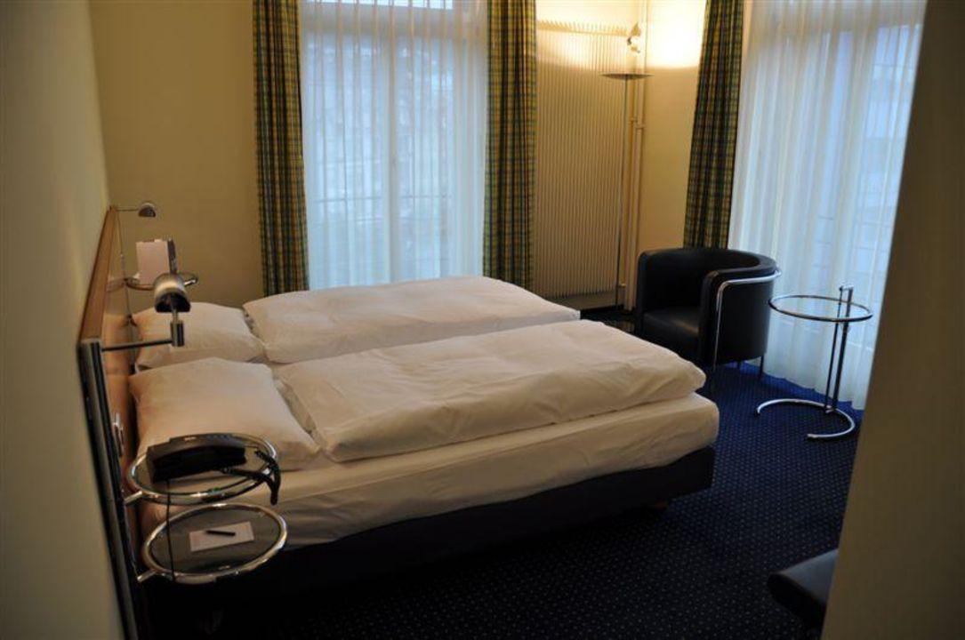 Doppelzimmer Art Déco Hotel Elite