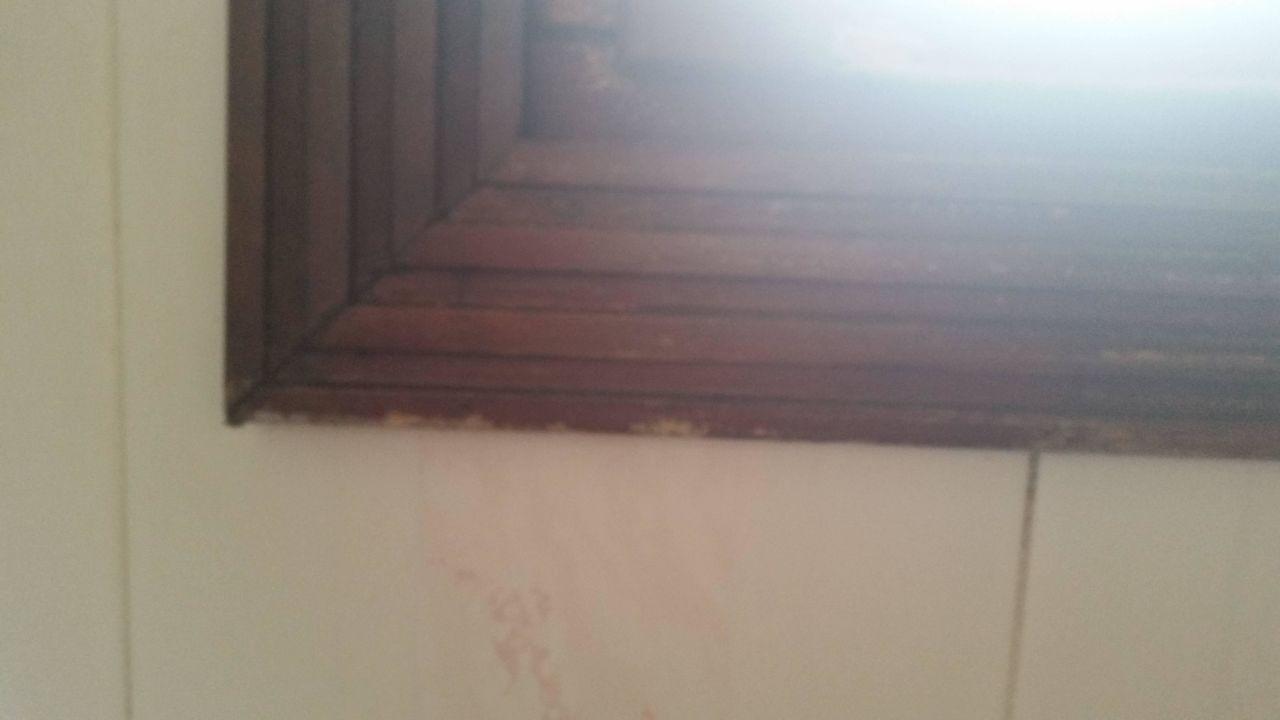 Fensterrahmen im Bad faulen vor sich hin Maspalomas Resort by Dunas