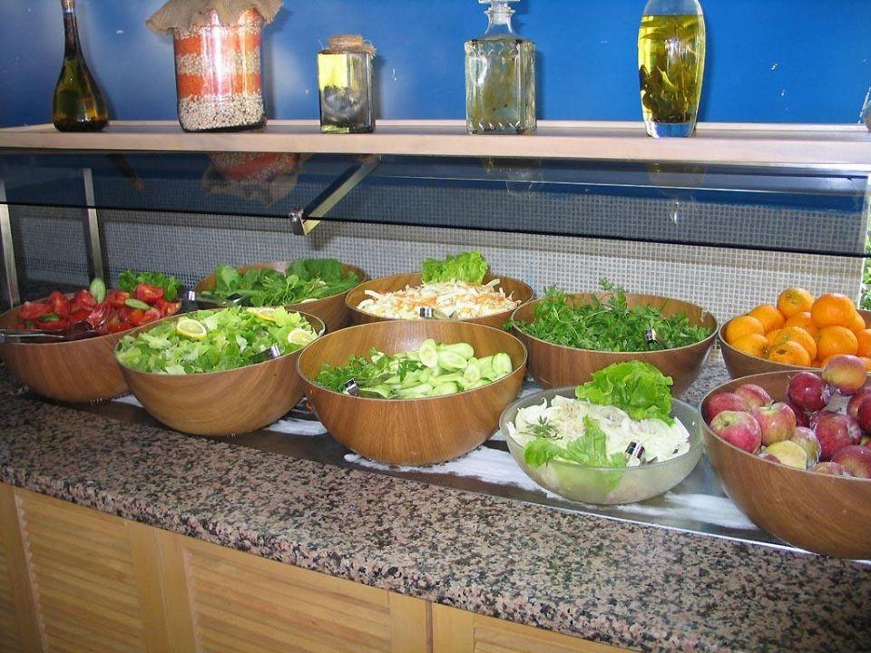 Salat- und Obsttheke Kiriş World Hotel by Voyage  (geschlossen)