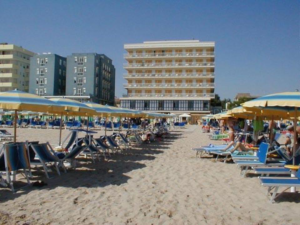 Spiaggia 3 Sterne Pesaro Hotel Spiaggia