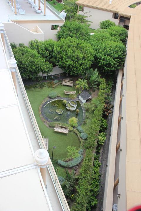 Garten Iberostar Selection Fuerteventura Palace