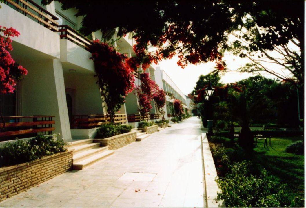 Weg The Grand Hotel Hurghada