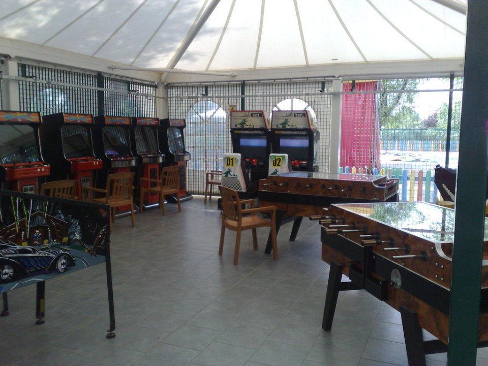 bild kinderzimmer bungalow zu villaggio camping europa