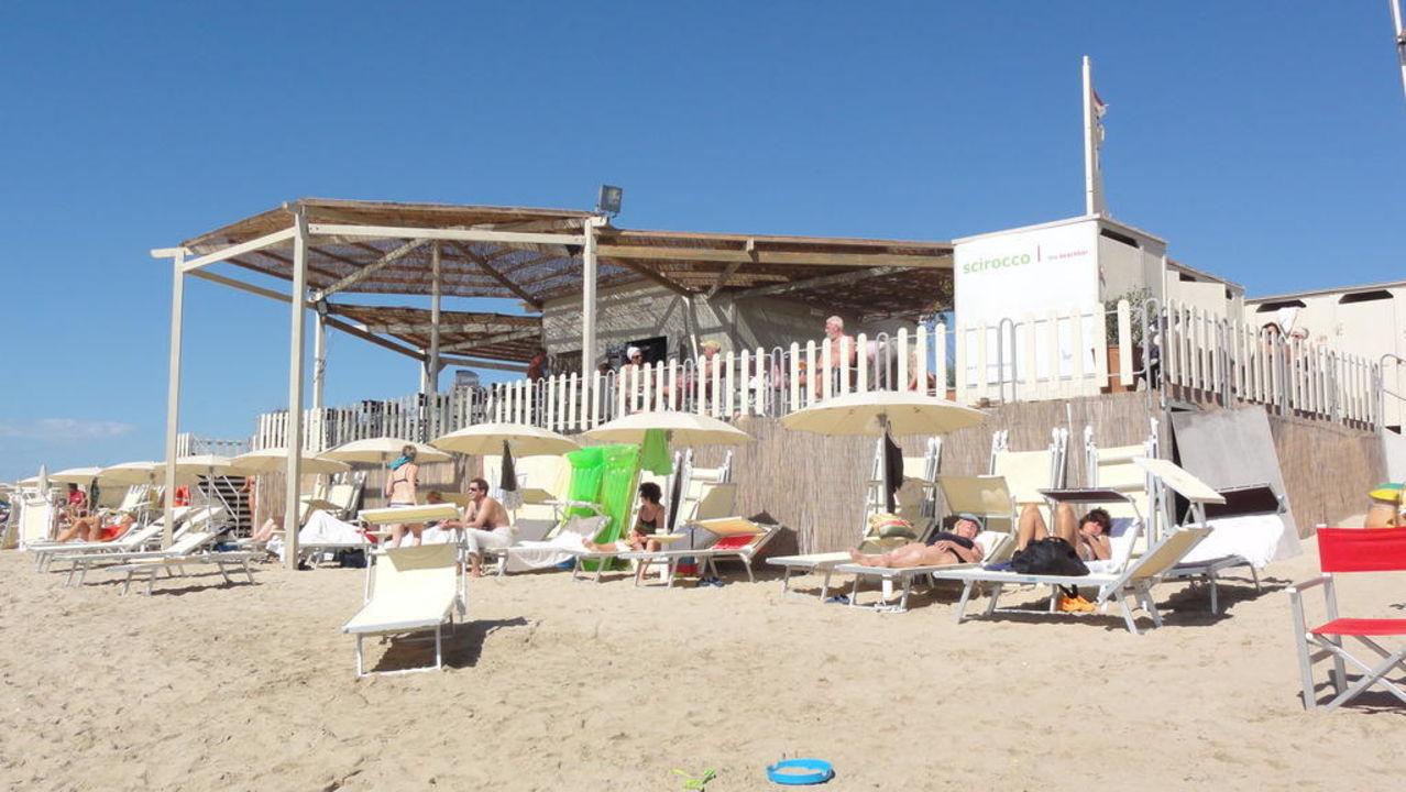 Strandbar  Vivosa Apulia Resort