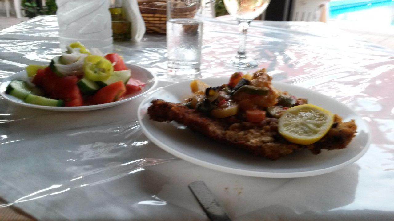 Abendessen Hotel Hermes