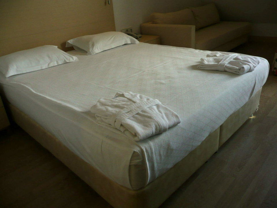 Doppelbett Hotel Oleander