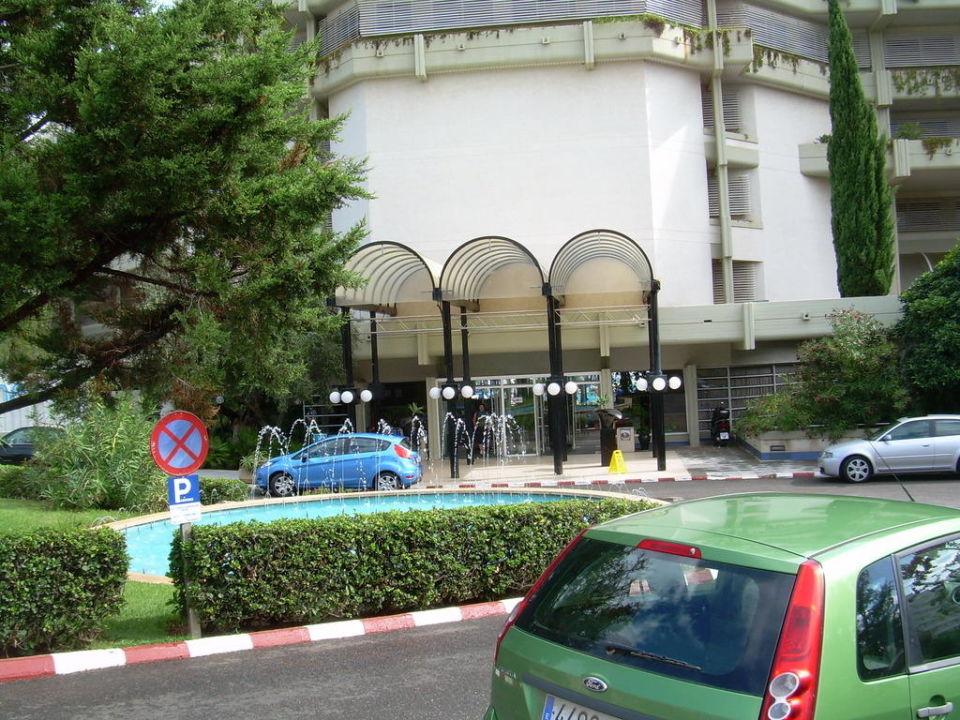 Außenansicht Hotel Blau Mediterrano Hipotels Mediterraneo