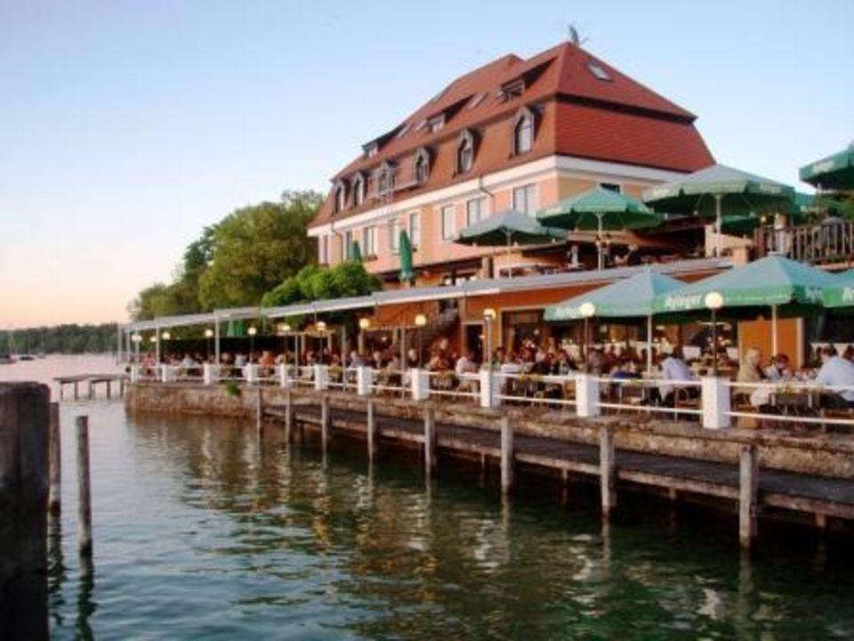 Hotel Schloss Berg Berg Am Starnberger See